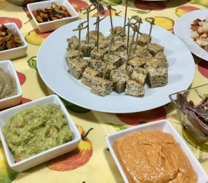 canapes paleo low carb sin gluten