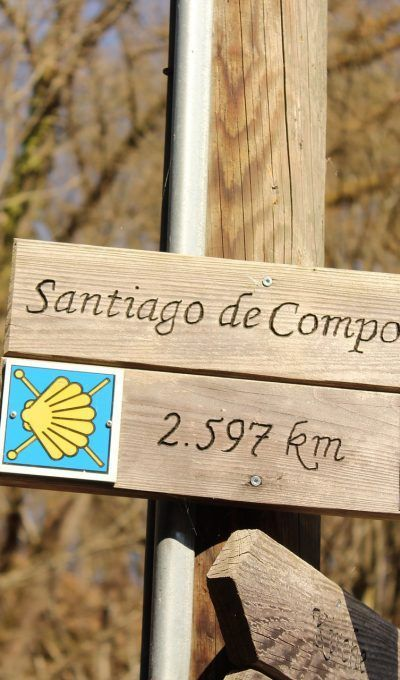 El arduo camino de Santiago paleo low carb
