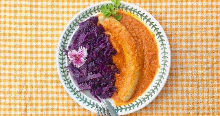 Currywurst teutón low carb o «Todo tiene un final…