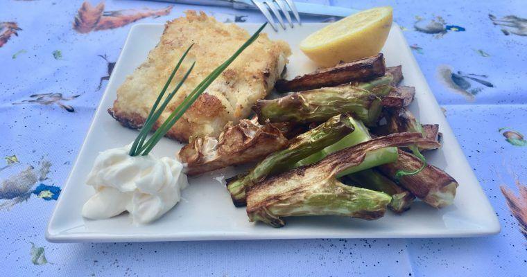 Fish and «no-chips» (un desvarío Monty Pythoniano)