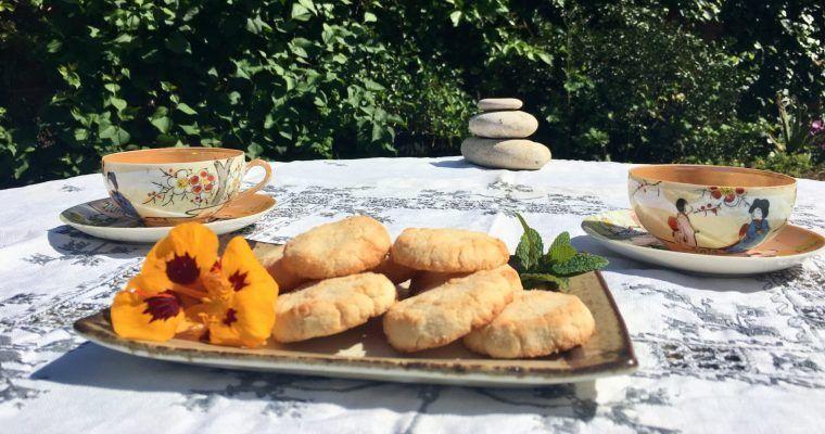 Pastas de té low carb (y un apacible mini-retiro zen)