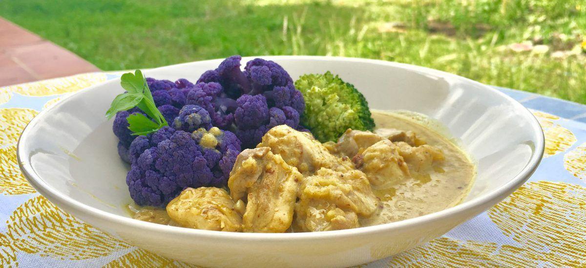 Curry súper fácil (para aprendices de las especias)