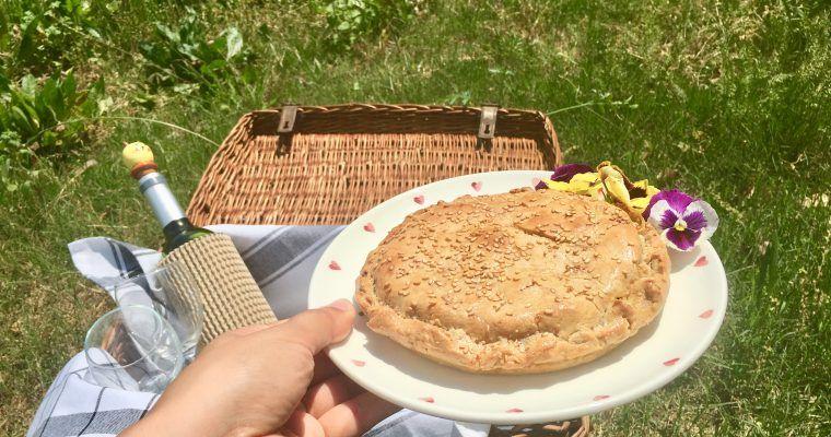 Empanada de atún para keto-paleo-picnic o «El encuentro»