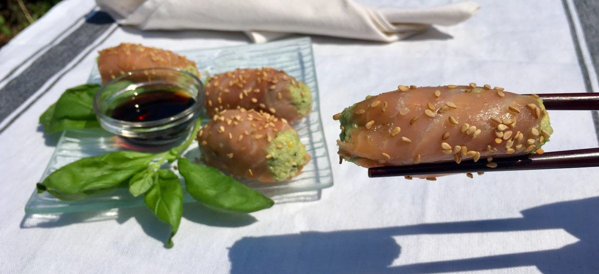 Sushi sin arroz III (con su propio campo gravitacional)