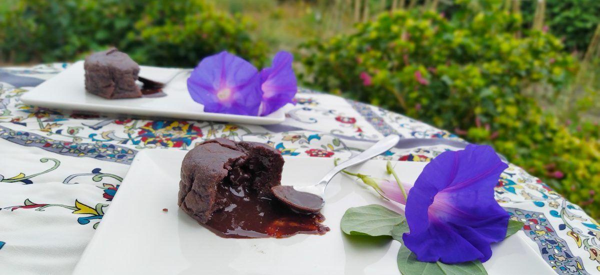 Coulant de chocolate o «el secreto de la felicidad»