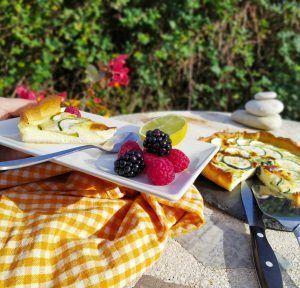 tarta de calabacin sin gluten sin azucar low carb