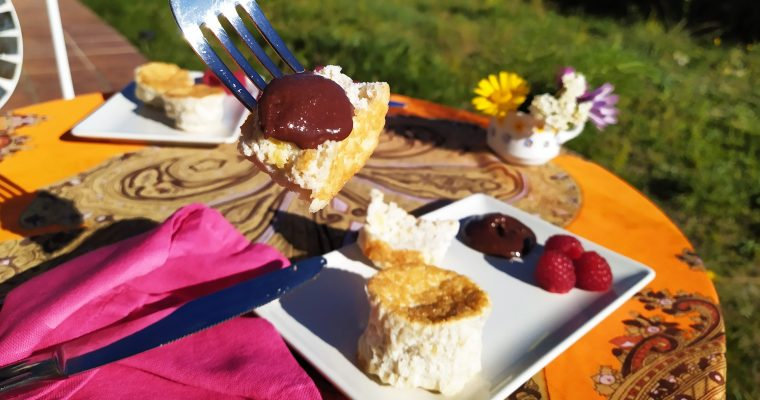 Arrumaco-Pancakes-soufflé con «macadamiella»