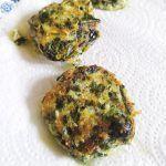 buñuelos de acelga sin gluten low carb keto