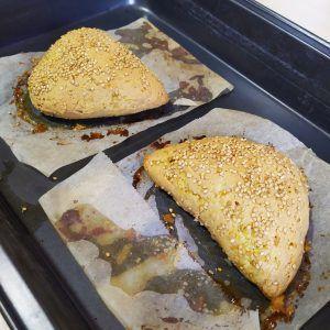 spanakopita paleo keto low carb sin gluten espinacas feta