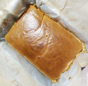 bizcocho de tahine paleo sin azucar sin gluten keto low carb sin lacteos