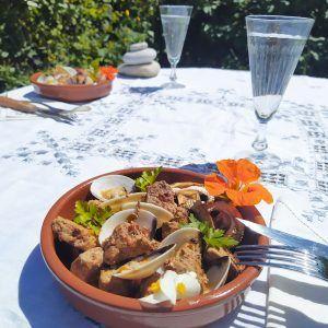 porco a alentejana cerdo con almejas portugués paleo low carb keto
