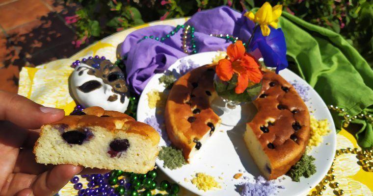 Keto-Mardi Gras King Cake (un viaje de ensueño baratísimo)