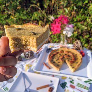 tarta de calabaza sin gluten sin azucar paleo keto low carb sin lacteos