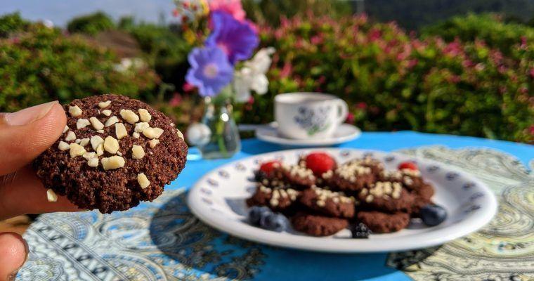 Keto-Galletas de cacao «gracias por existir»