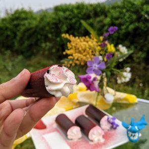 canutillos de chocolate 100 con nata keto sin azucar low carb